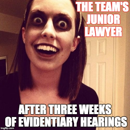 Oh Law Firm >> Arbitration memes! - Kluwer Arbitration Blog