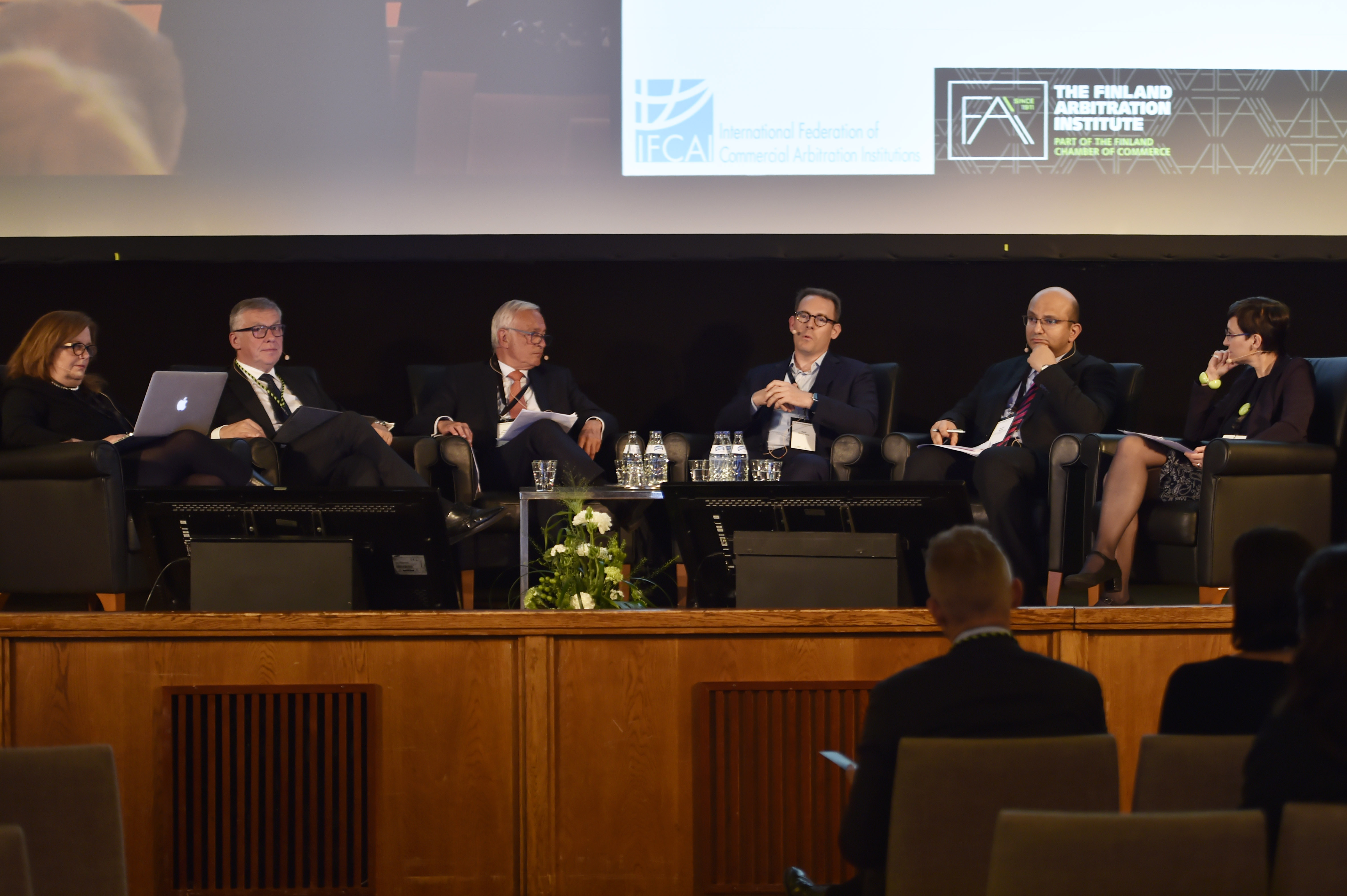 The 15th IFCAI Biennial Conference in Helsinki: Finding the