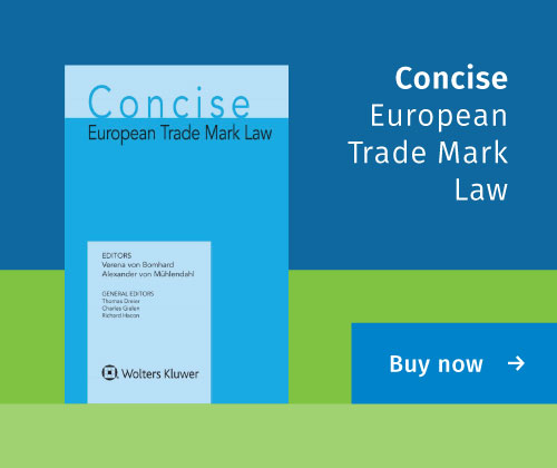 Concise European Trademark Law