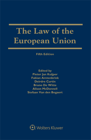 The Law of the European Union, Fifth Edition